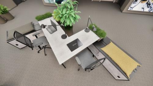 Kanceláře a coworking